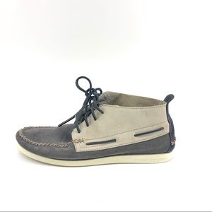 Sperry Leather Chukka Boot 10.5 Mens Suede Shoes
